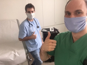 Un médecin généraliste de Jette vous remercie tous!